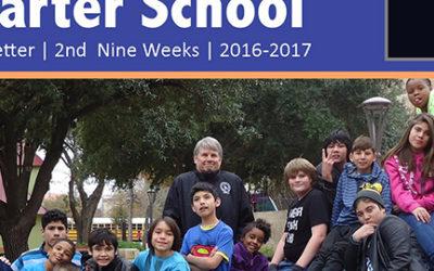 2nd Nine Week Newsletter