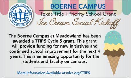 TTIPS Ice Cream Social Kickoff